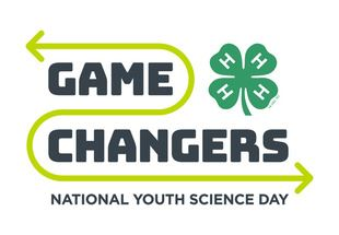 4-H Game Changers logo