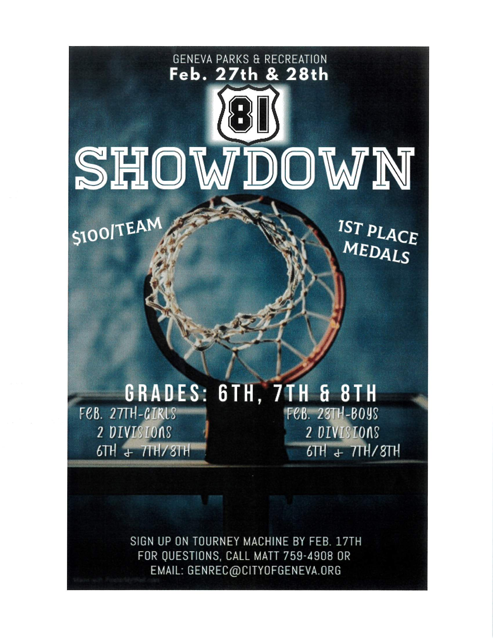 81 Showdown